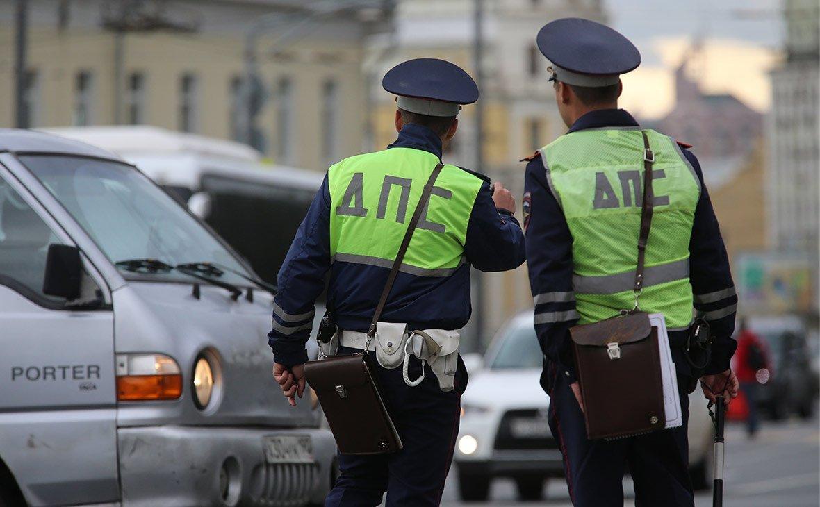 ДПС начала тотальную проверку такси на соблюдение масочного режима
