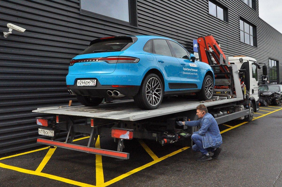 Эвакуатор для спорткаров: на чем возят самые дорогие автомобили