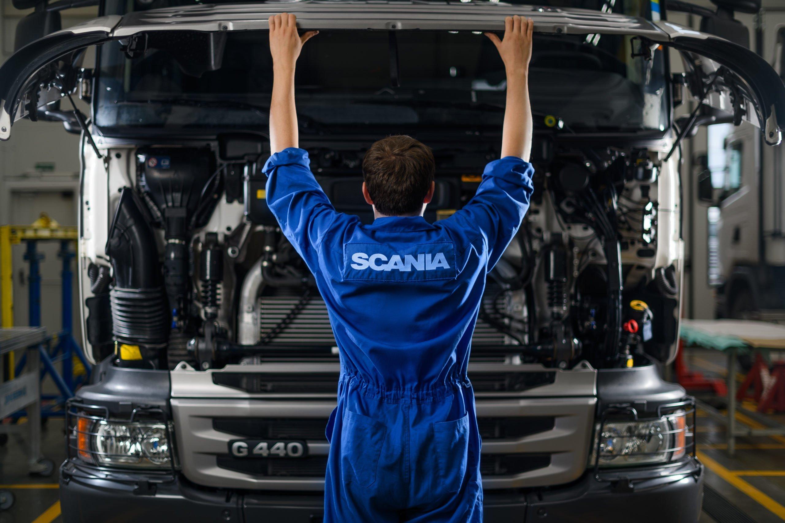 Старше техника-выше скидка: Scania выпустила на рынок обновленные сервисные решения
