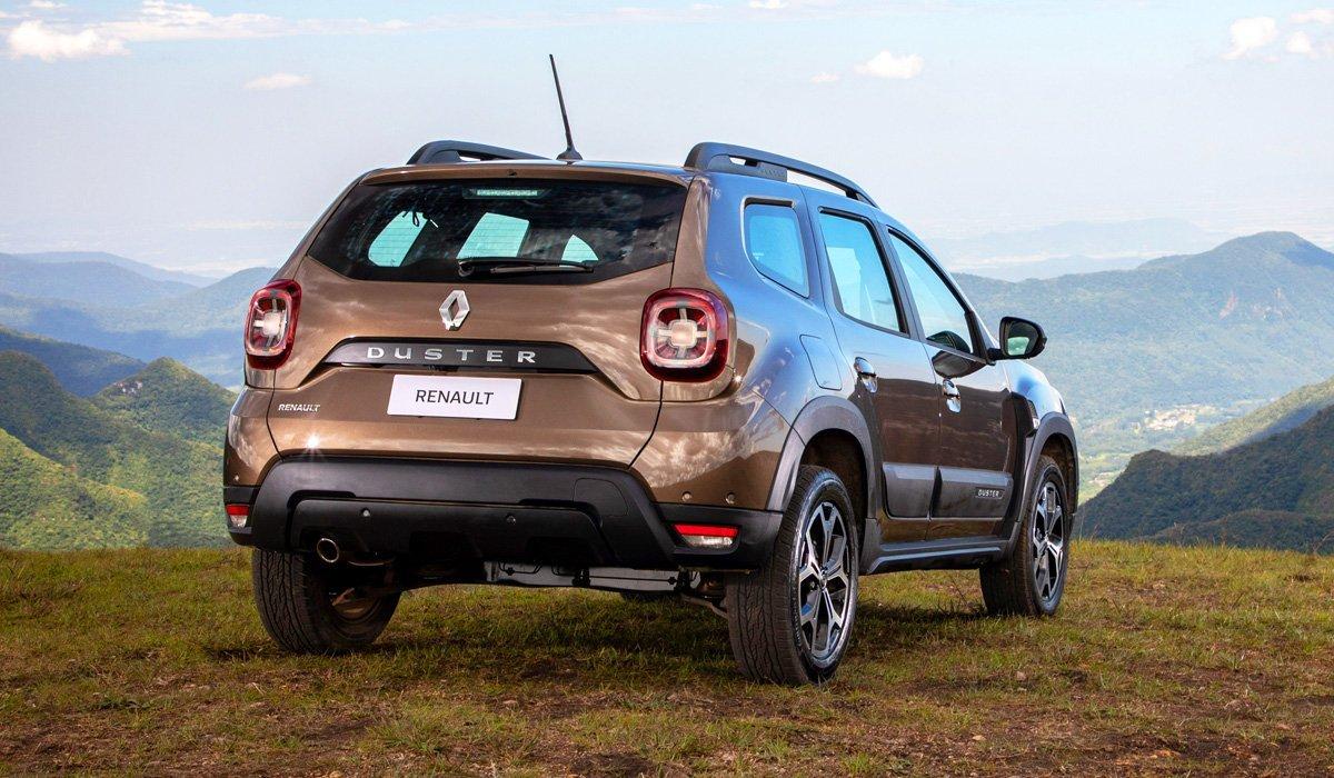 Новый Renault Duster заметили в Тольятти
