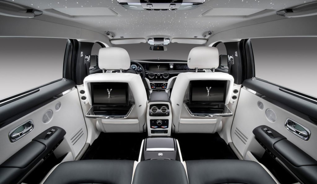 В России представлен новый Rolls-Royce Ghost