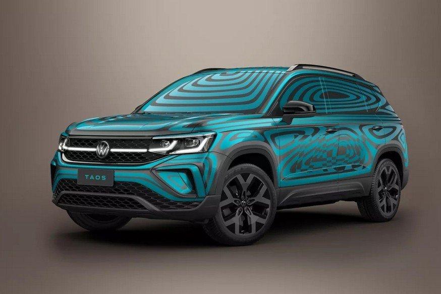 Новый доступный кроссовер Volkswagen готовится к дебюту в России