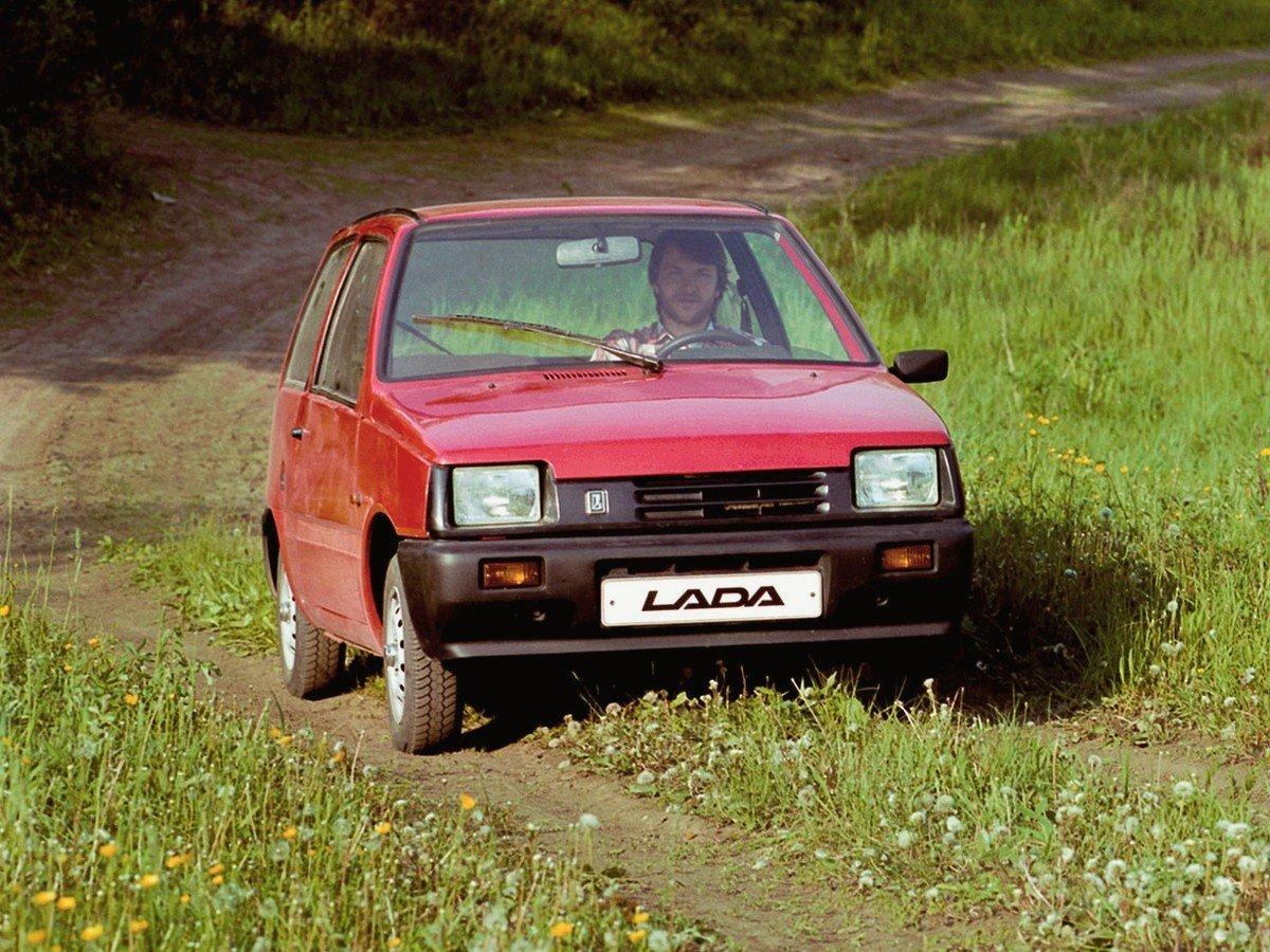 «Ока» стала самым популярным автомобилем у российских футболистов