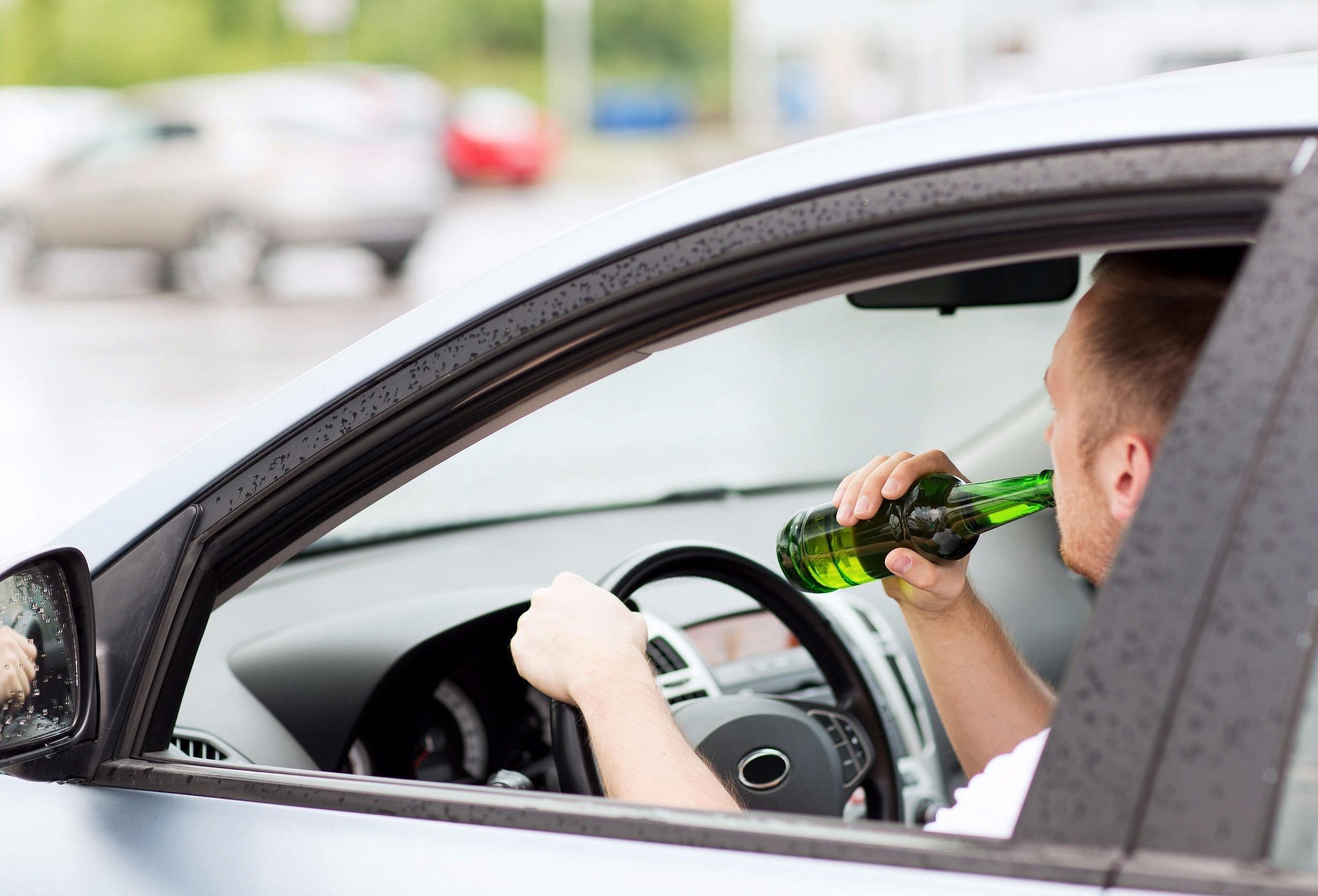За повторную езду в пьяном виде предлагают забирать авто