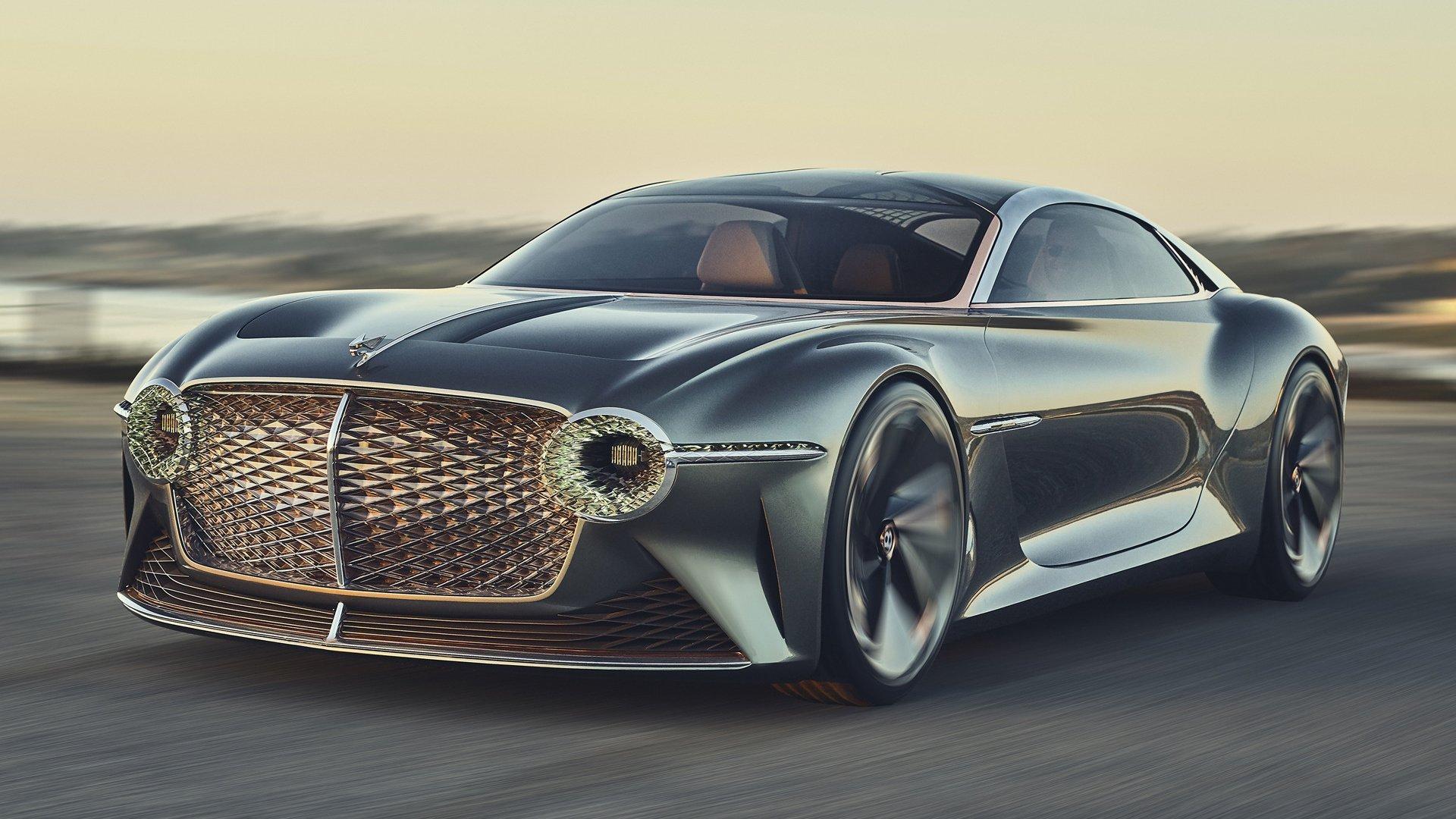 Bentley раскрыл подробности о своём первом электрокаре