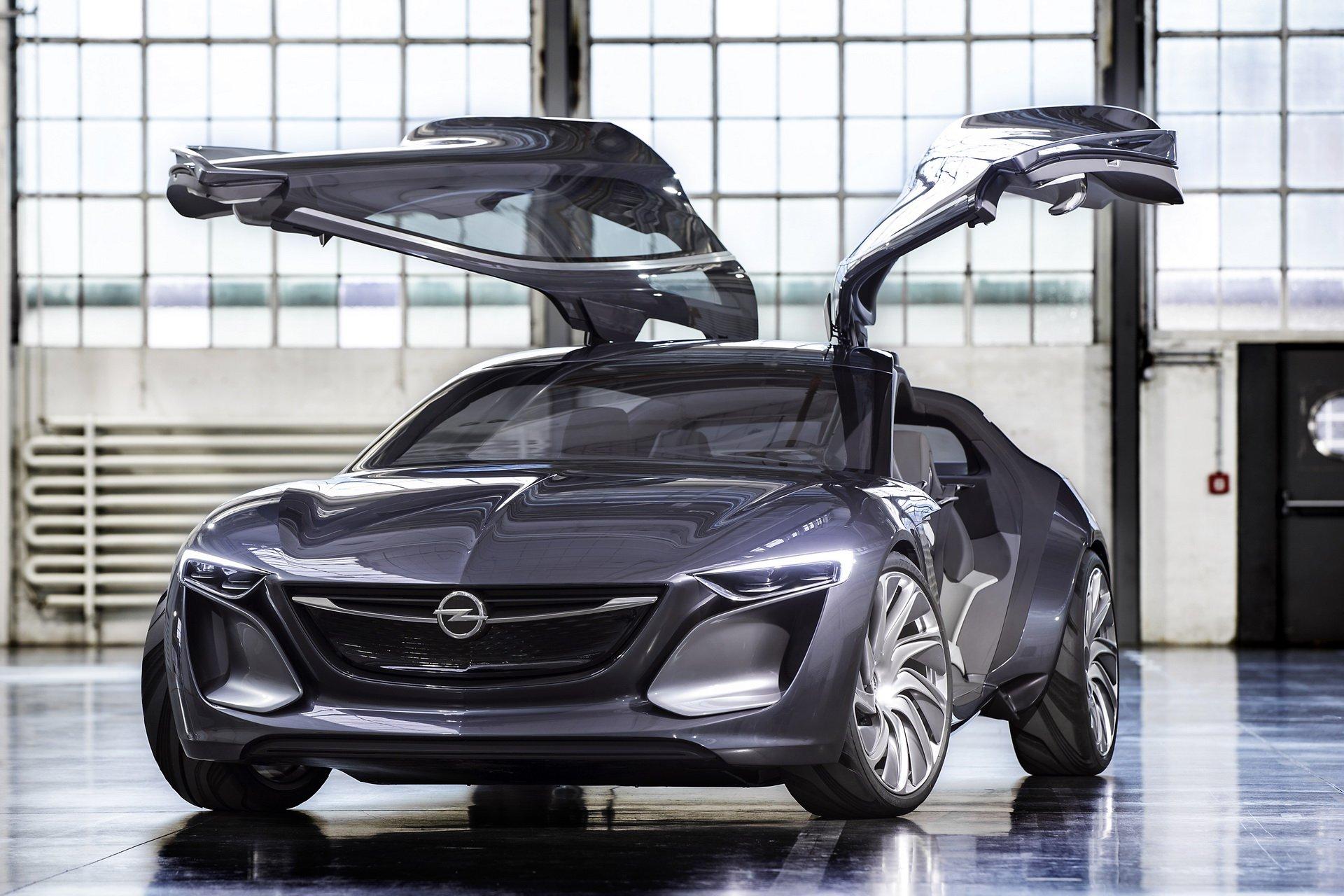 Opel может возродить название Monza для нового кроссовера