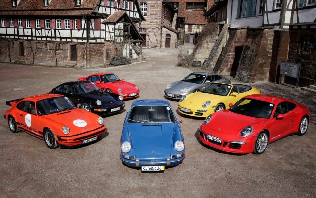 Porsche инвестирует в разработку нового синтетического топлива