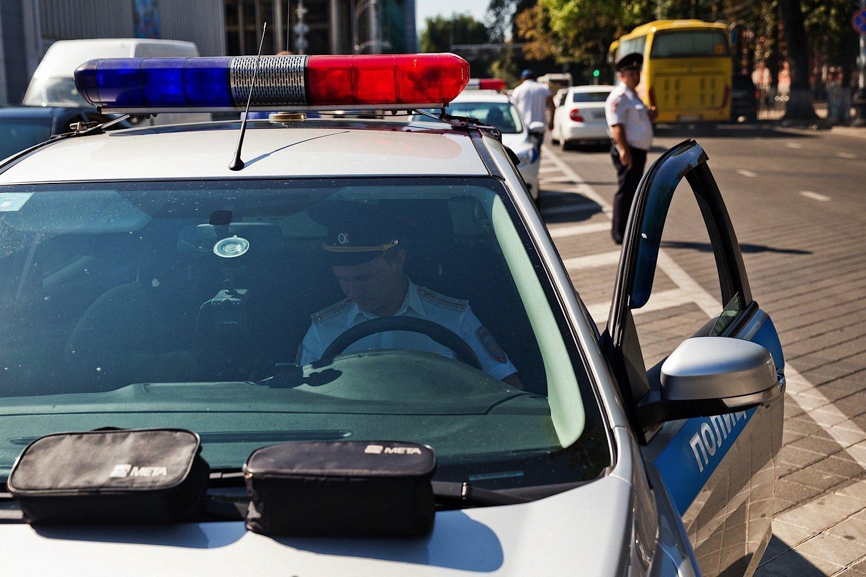 Патрульные машины ГИБДД оснастят камерами фиксации нарушений