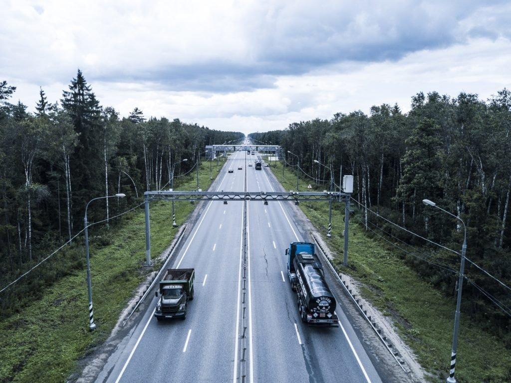Система «Платон» принесла в дорожный фонд 130 млрд рублей