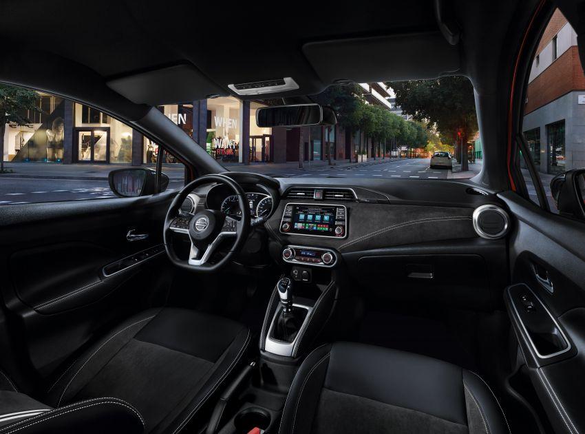 Nissan представил обновлённый хэтчбек Micra