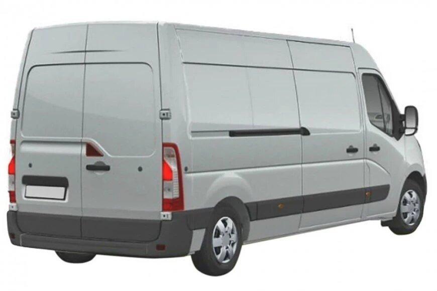 Opel запатентовал в России фургон Movano