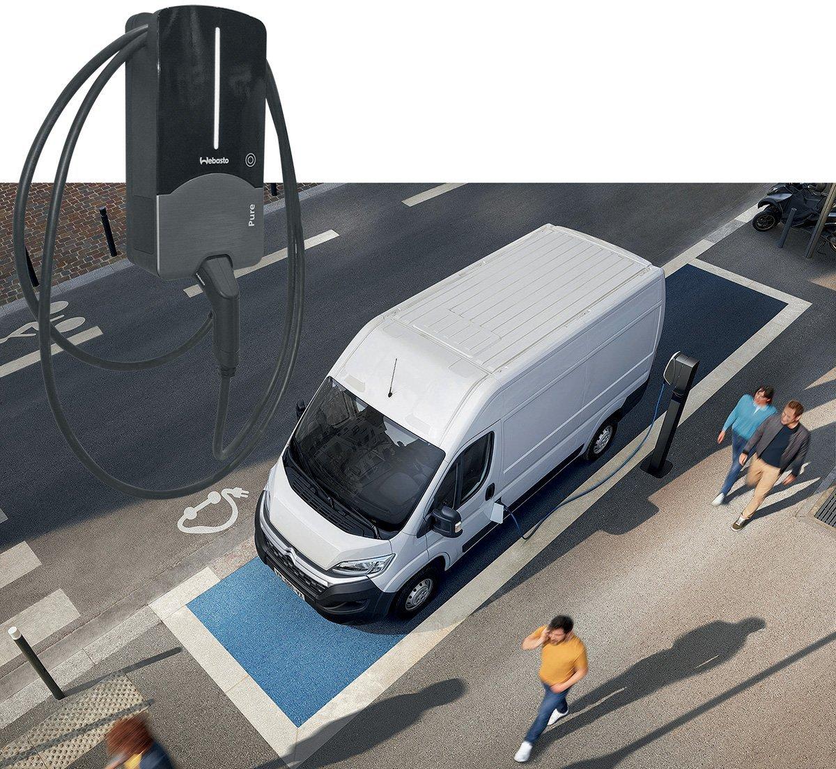 Электрический Citroen Ё-Jumper: как французы из фургона Ё-мобиль сделали
