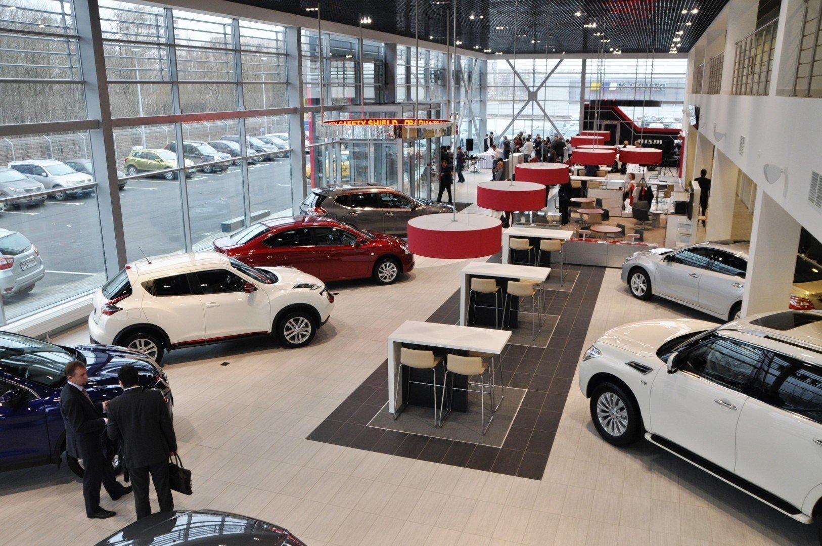 Продажи новых легковых авто могут упасть на 10%