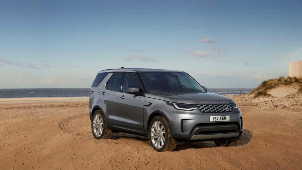 Land Rover Discovery V получил интеллигентные обновления