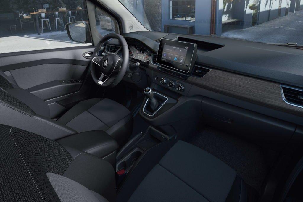 Новый «каблучок» Renault Kangoo встанет на конвейер через полгода
