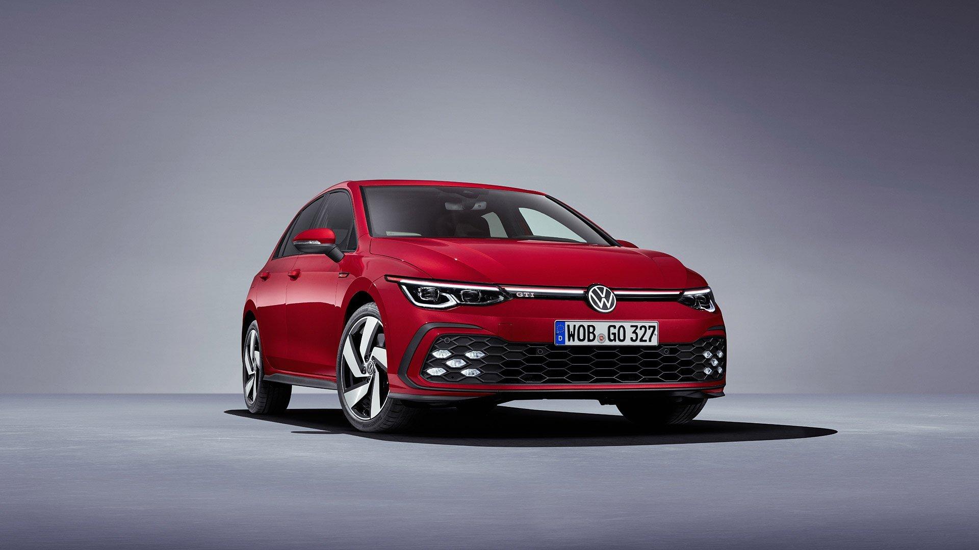 Новейший Volkswagen Golf GTI приедет в Россию