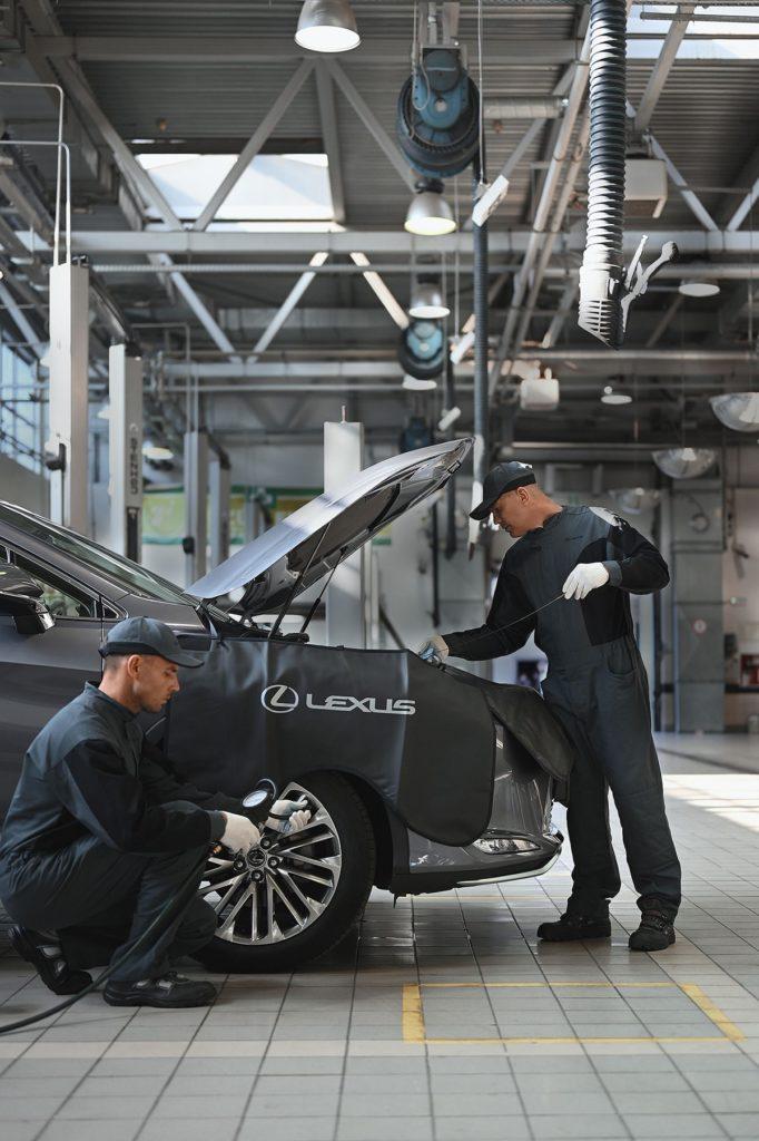 Почему владельцы Lexus выбирают официальный сервис: названы главные причины