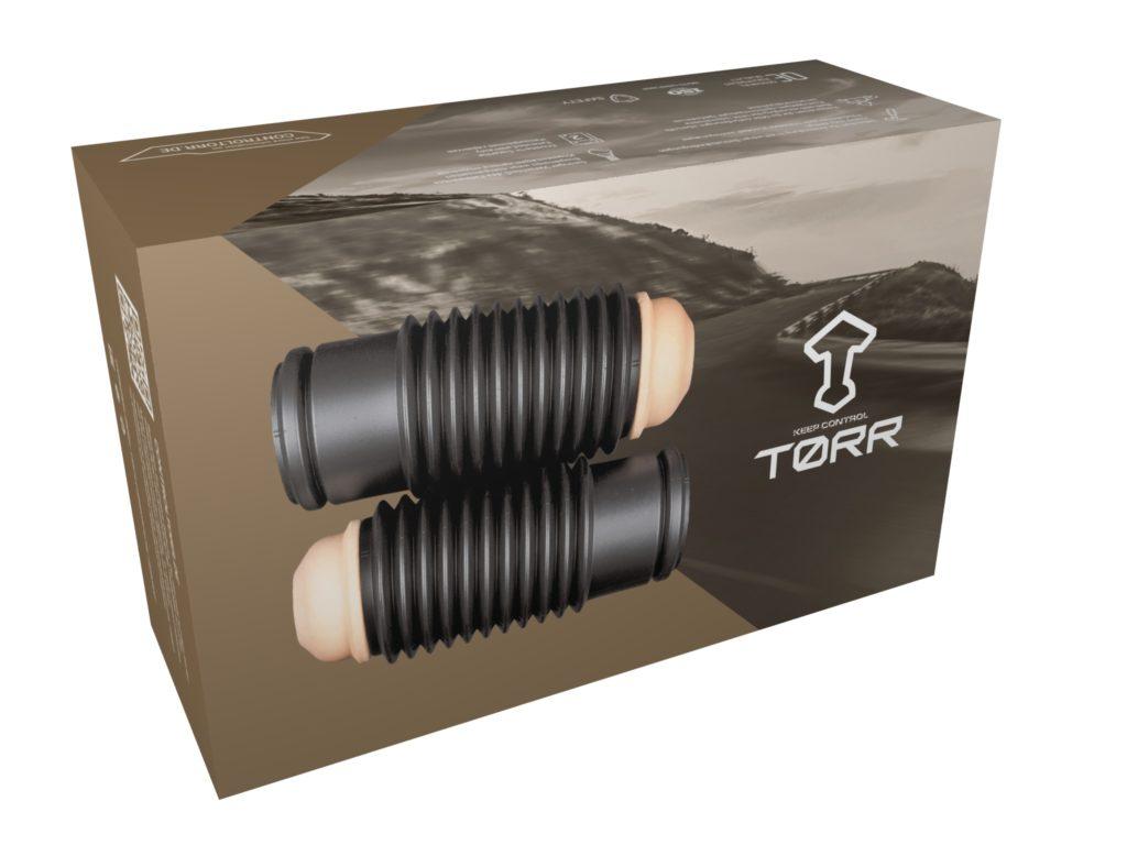В России появились ремкомплекты амортизаторов TORR
