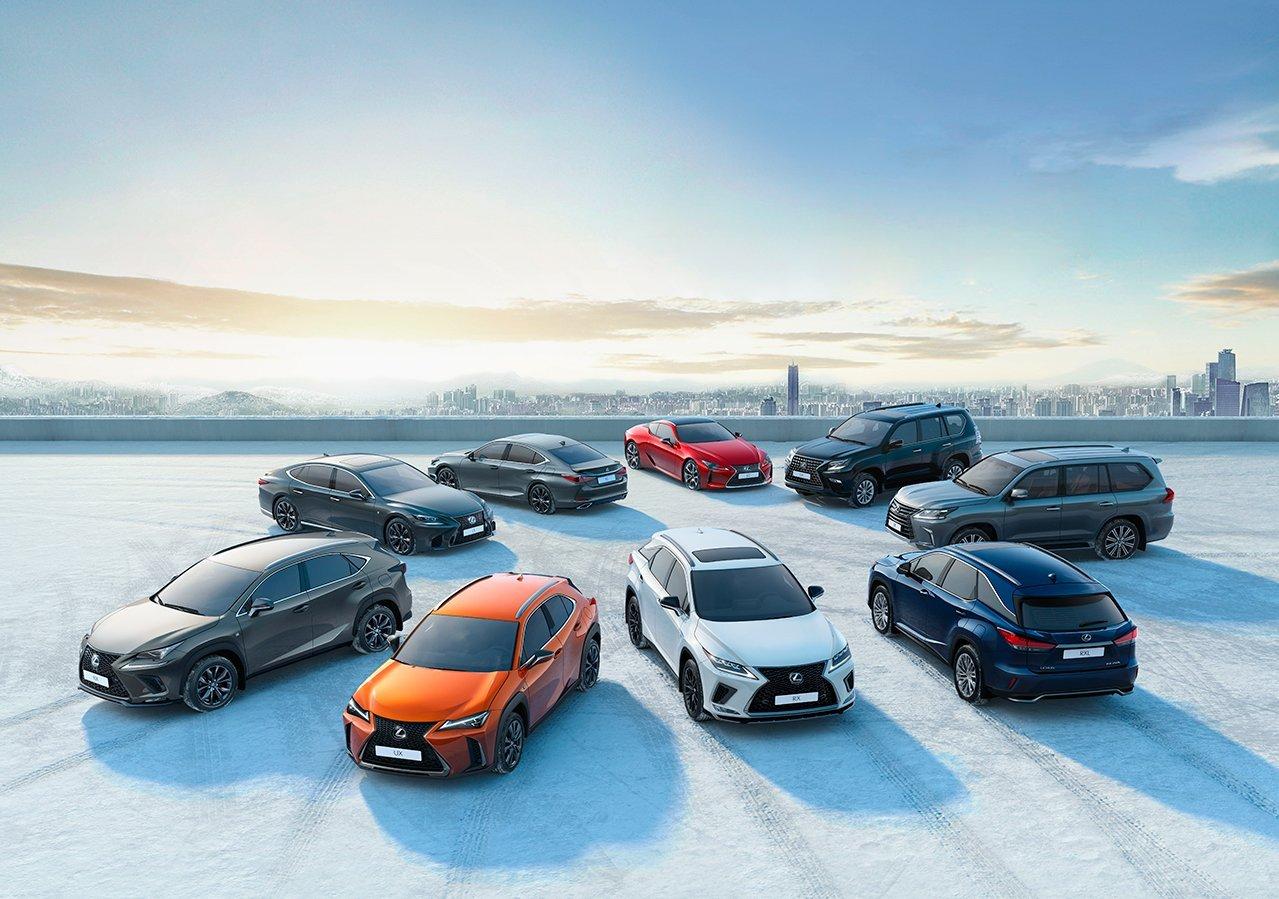 Lexus отметил 30 лет присутствия в Европе рекордом продаж