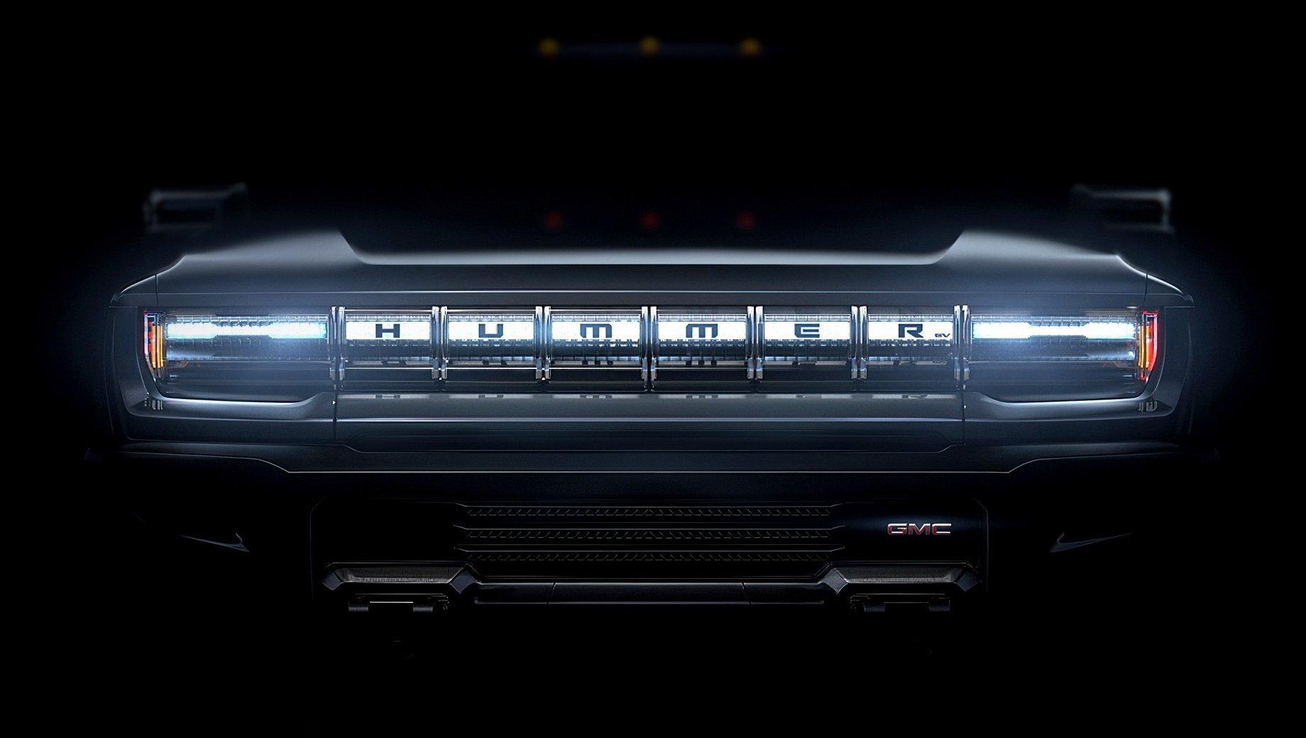 General Motors анонсировал выход электрического внедорожника Hummer
