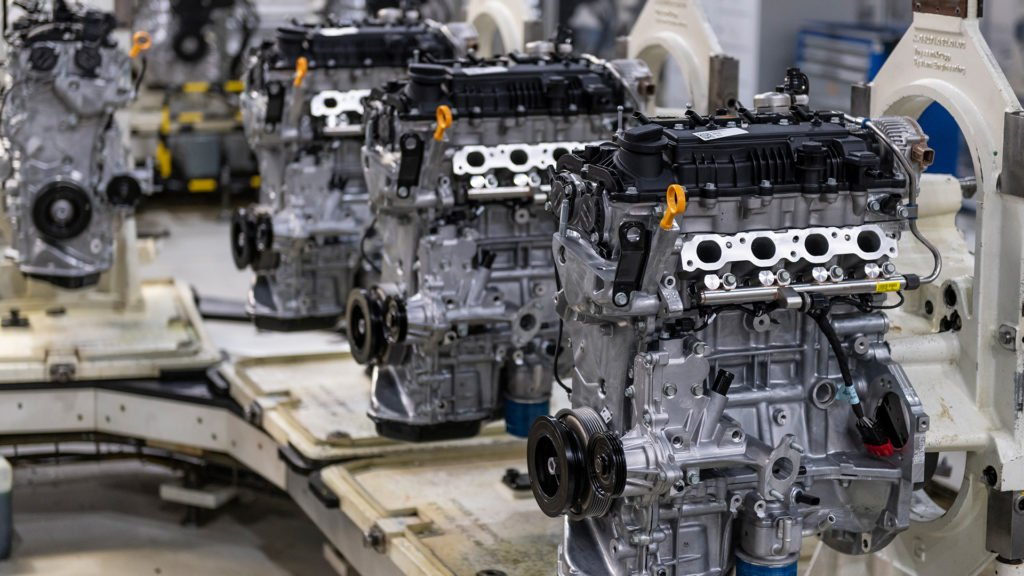 Kia расширит гамму моторов семейства Ceed
