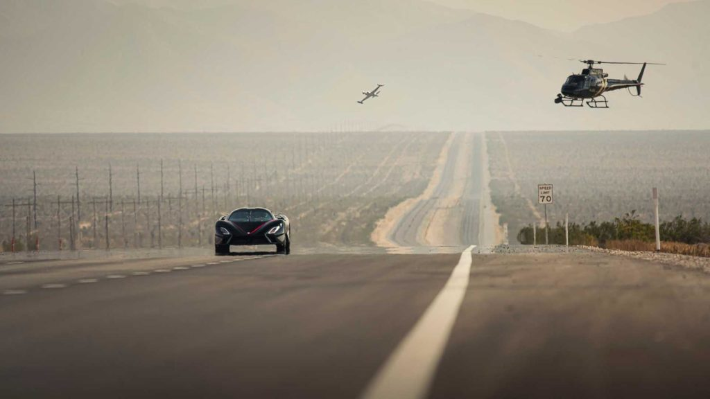 Мировой рекорд скорости гиперкара SSC Tuatara поставлен под сомнение
