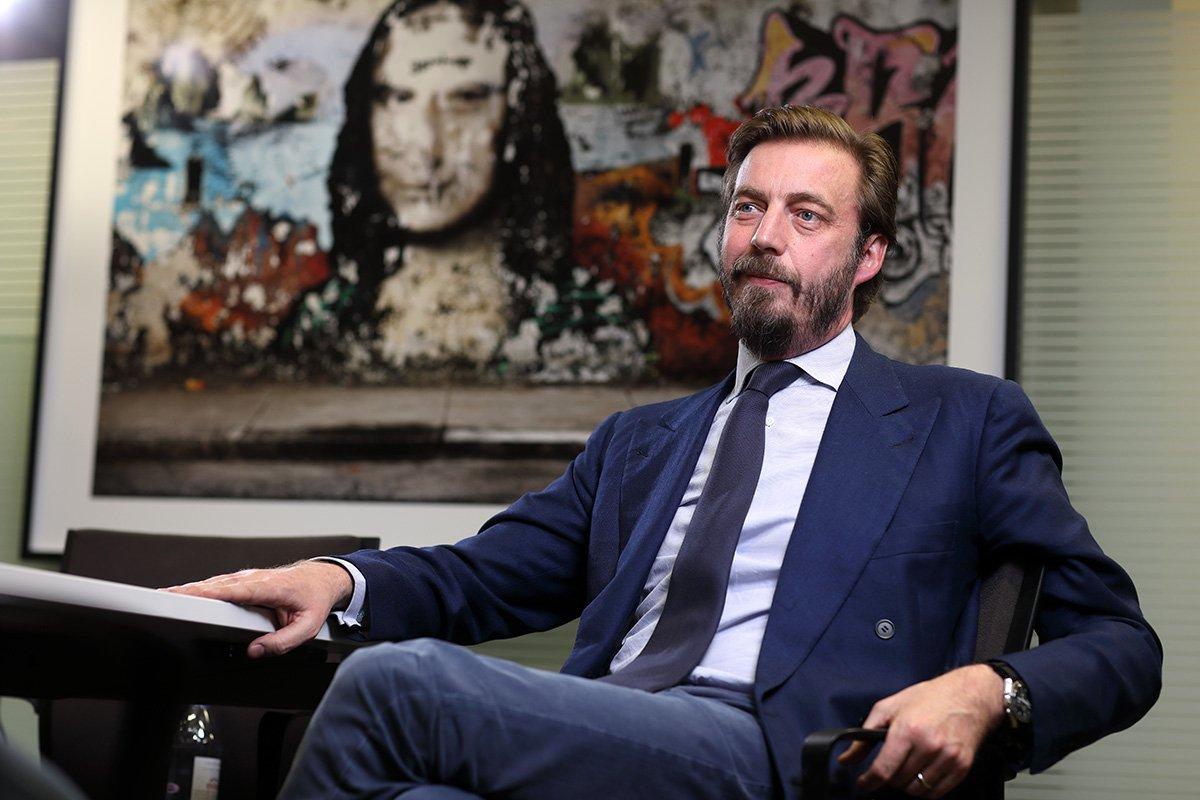 Аймоне ди Савойя Аоста,  глава Pirelli в России: «Думал, что проживу здесь два года, а остался на 25 лет»