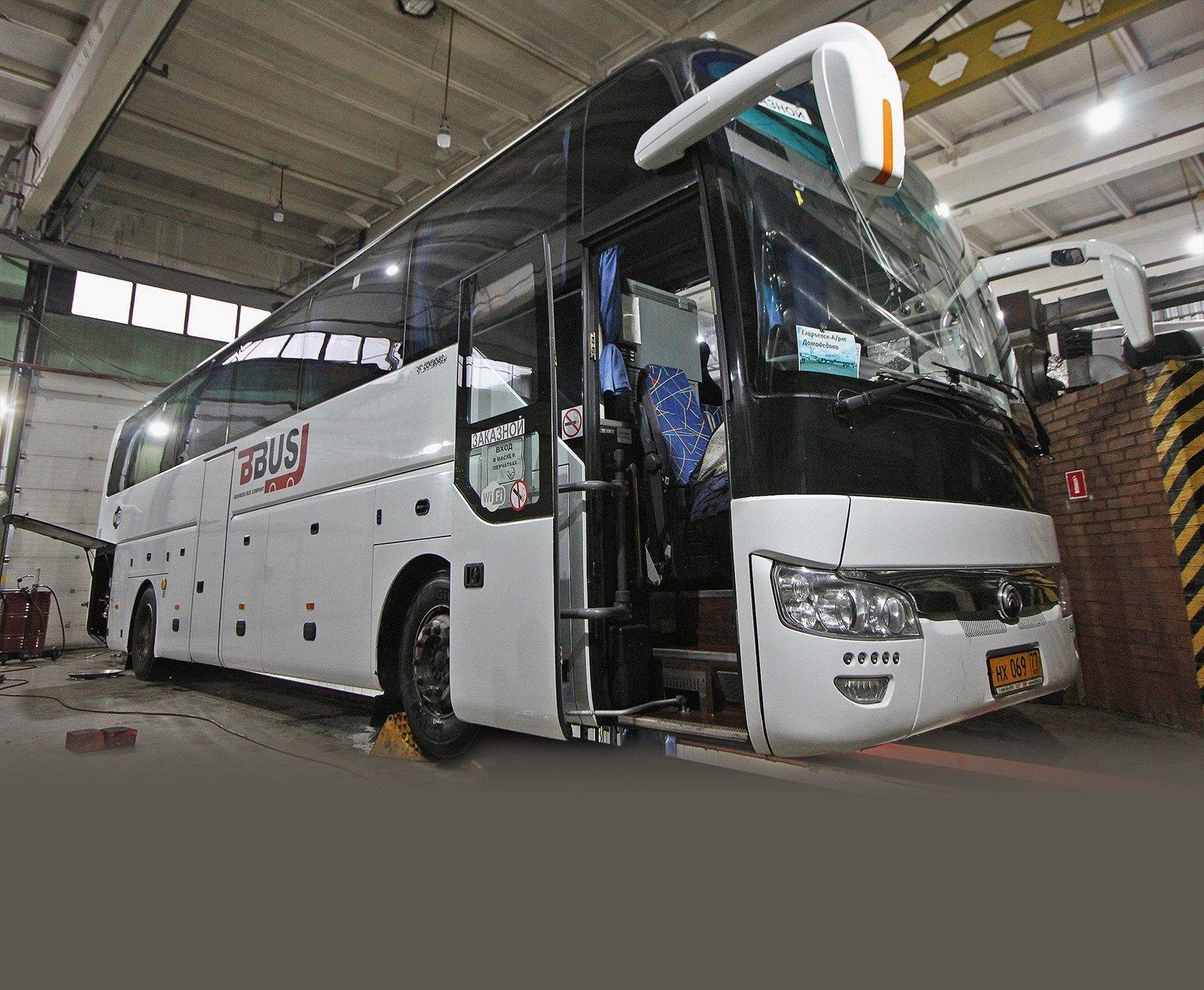 Ресурсный тест автобусных шин Giti: делаем выводы после пробега 120 000 км