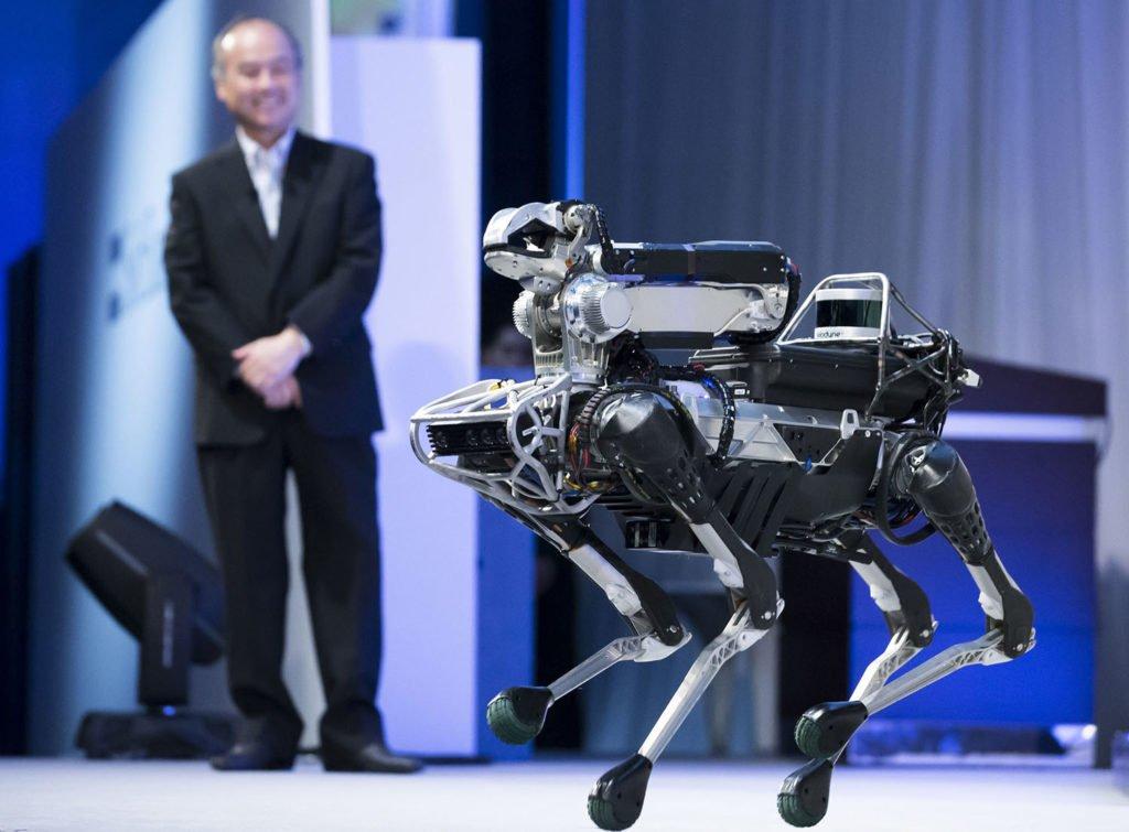 Hyundai объявил о покупке производителя роботов Boston Dynamics