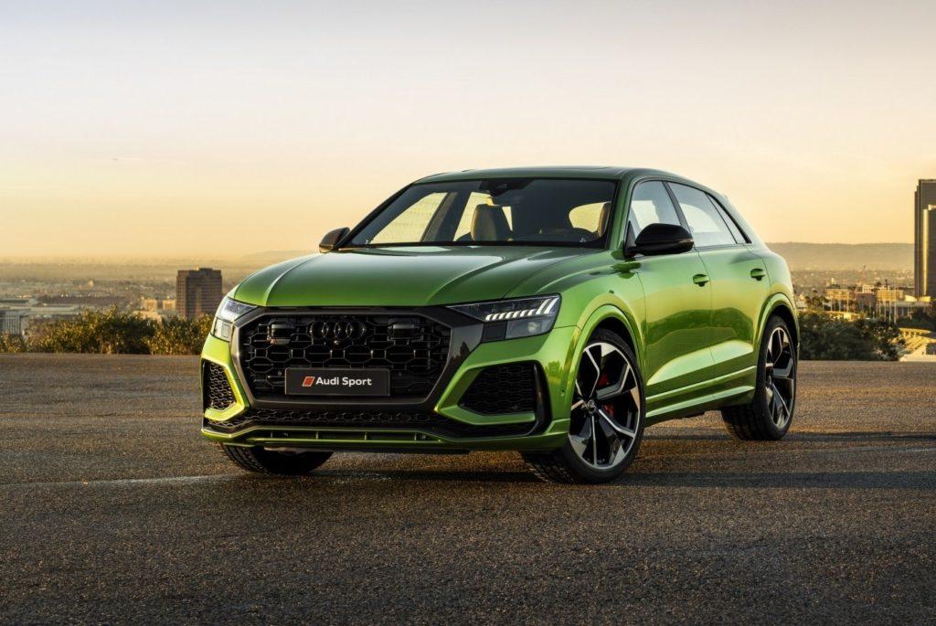 Самые быстрые Audi серии RS теперь можно заказать в России