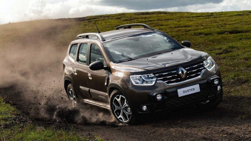 Новый Renault Duster лишится дизельного двигателя