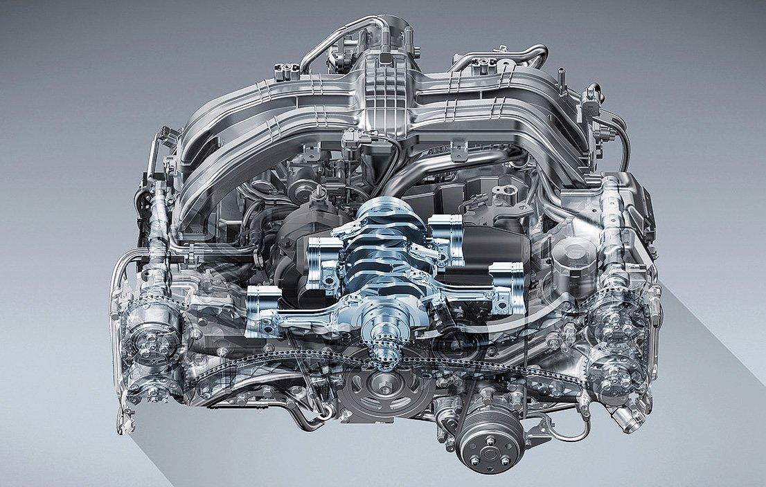 Плох или хорош оппозитный двигатель? Разбираемся на примере моторов Subaru