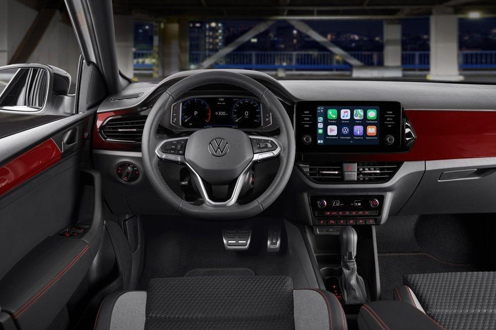 В России новый VW Polo получил версию «Спорт»: названы цены
