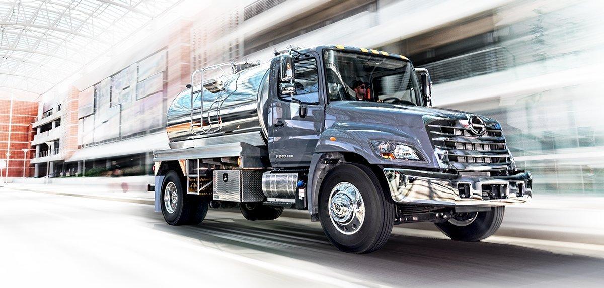 Hino в США и Канаде приостанавливает выпуск нового модельного ряда
