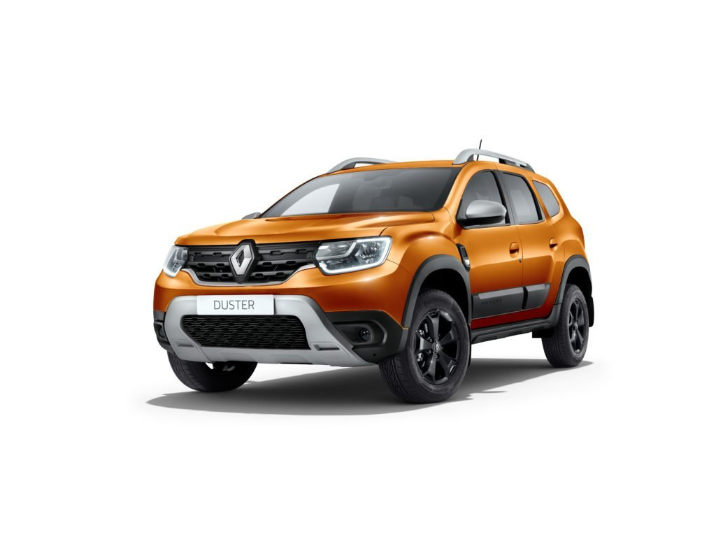 Новый Renault Duster для России: первые фото