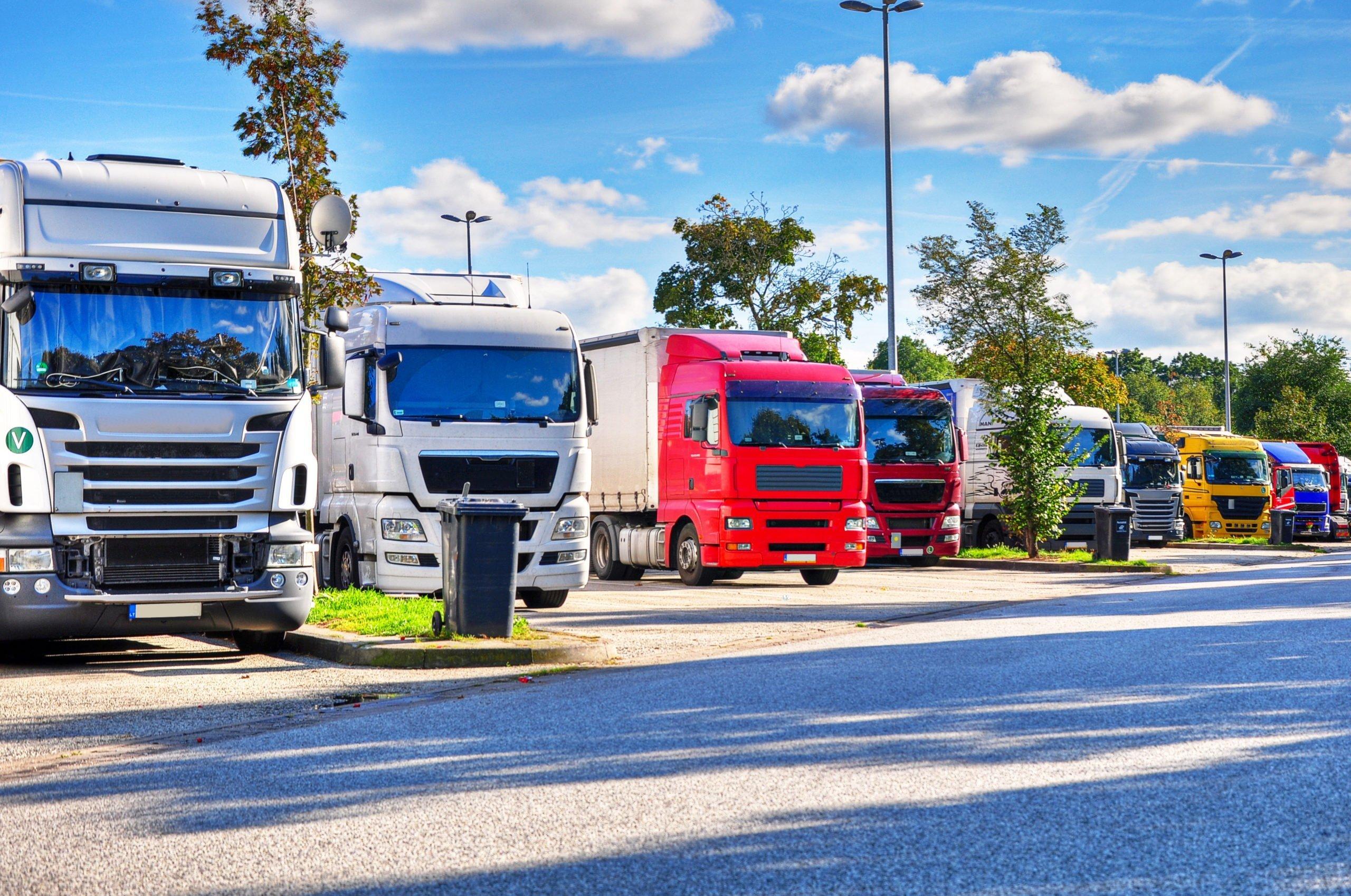 В Европе к 2040 году откажутся от грузовиков с ДВС