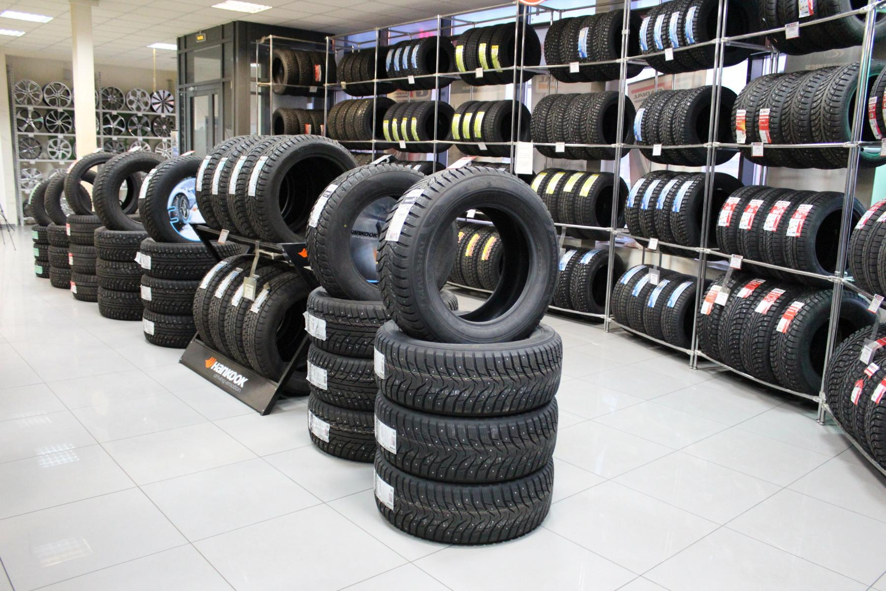 В России вводится обязательная маркировка шин