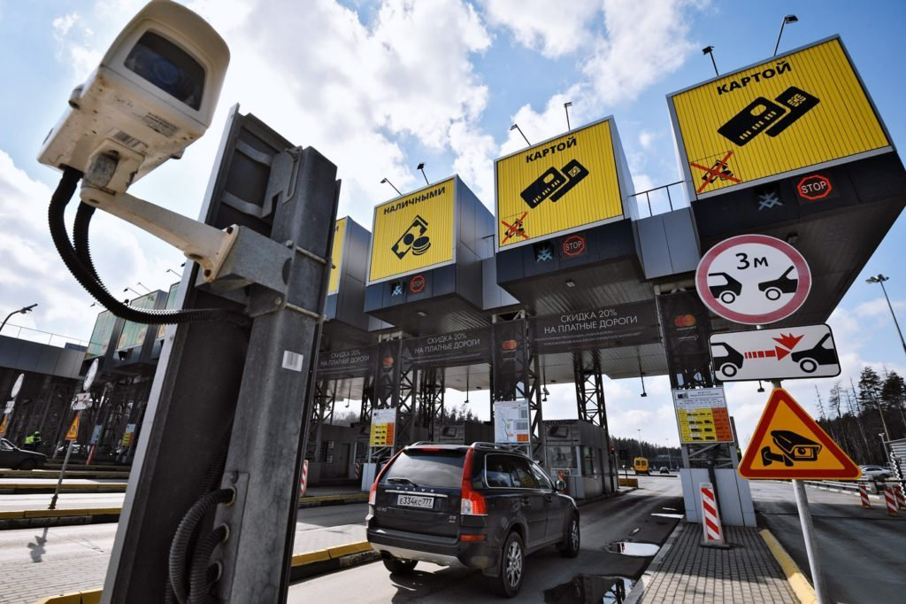 Госдума одобрила закон о штрафах за проезд по платным трассам без оплаты