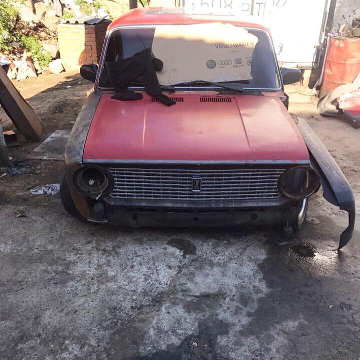 Пересел на отцовский ВАЗ-2101 после Subaru Impreza WRX STI: не могу нарадоваться!