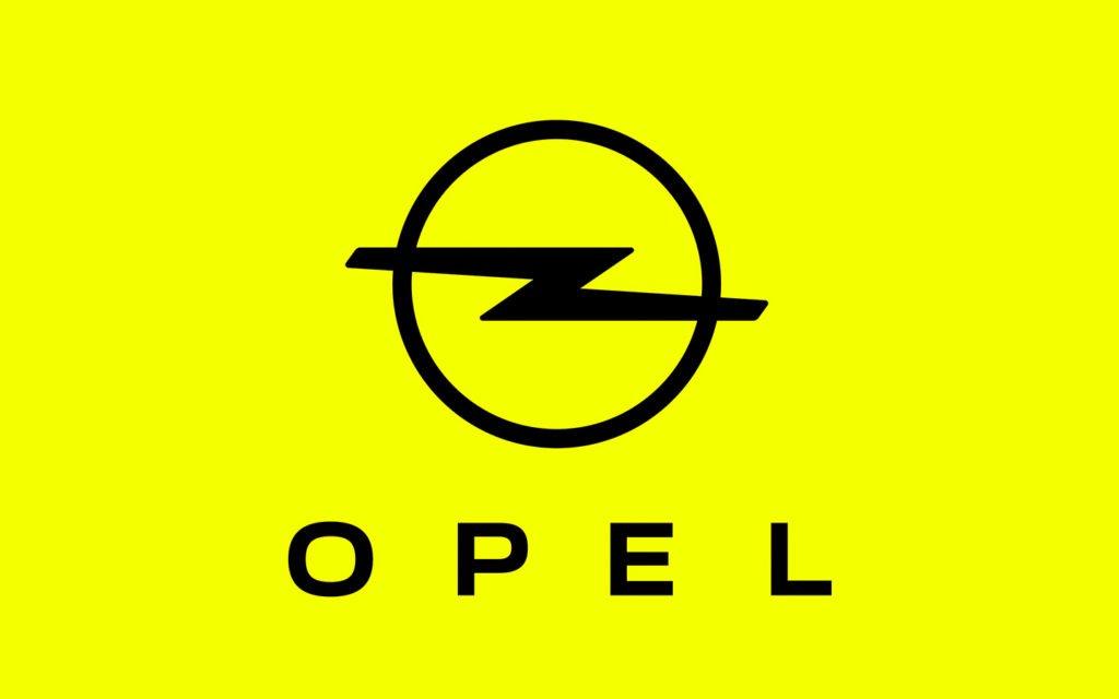 Opel представил новый логотип и фирменный цвет бренда