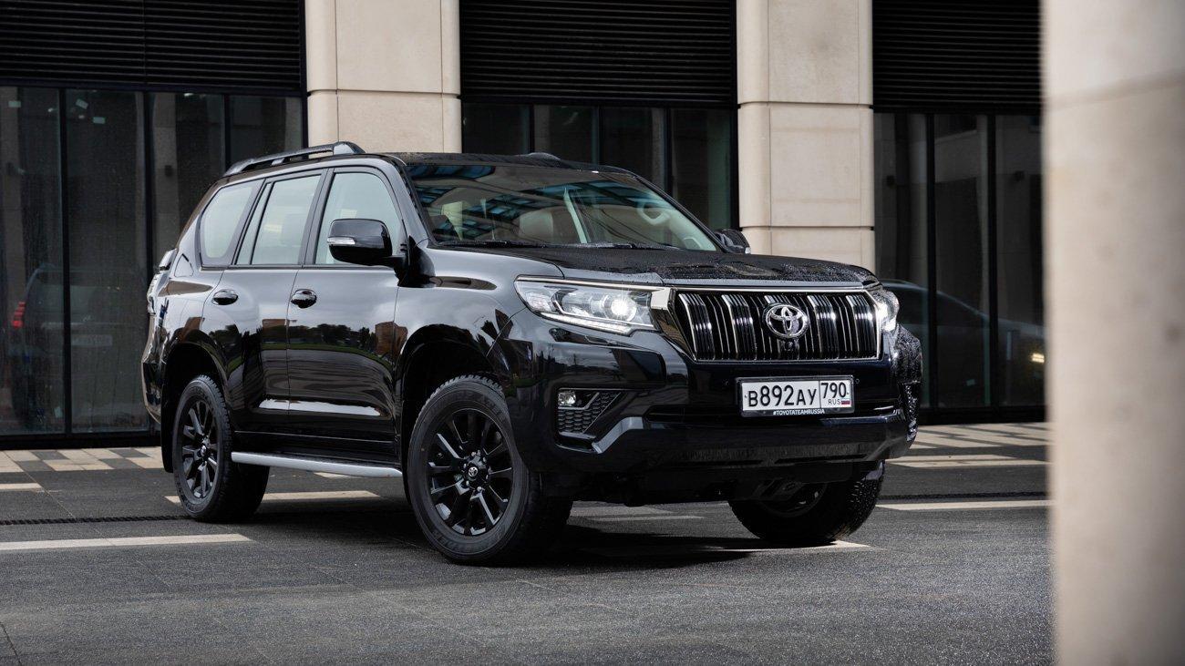 «Тойота» не будет повышать цены на Land Cruiser Prado в России