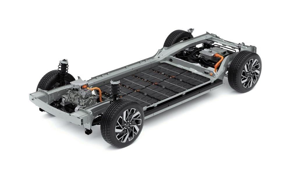 Hyundai раскрыл подробности о новой платформе для электрокаров