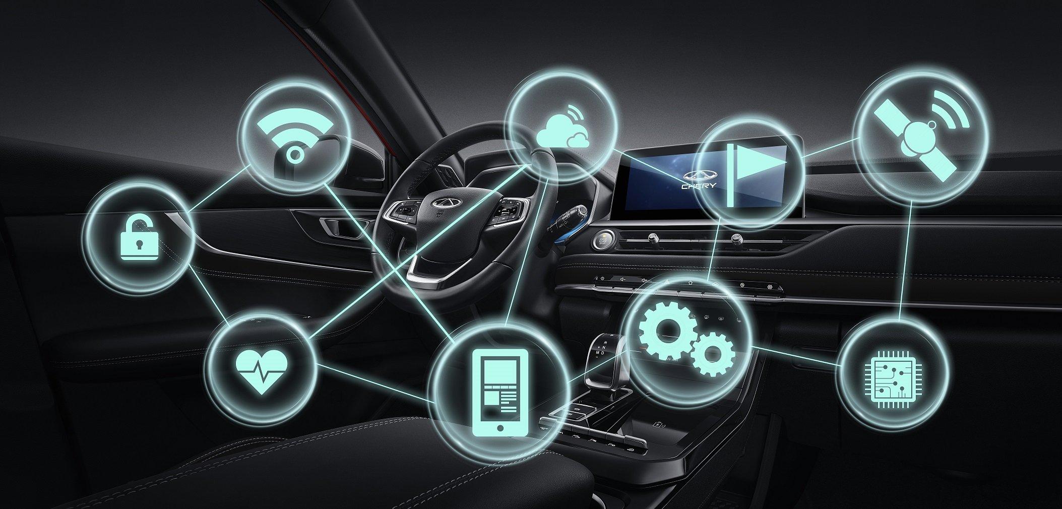 Chery и Huawei начнут совместную разработку беспилотных машин