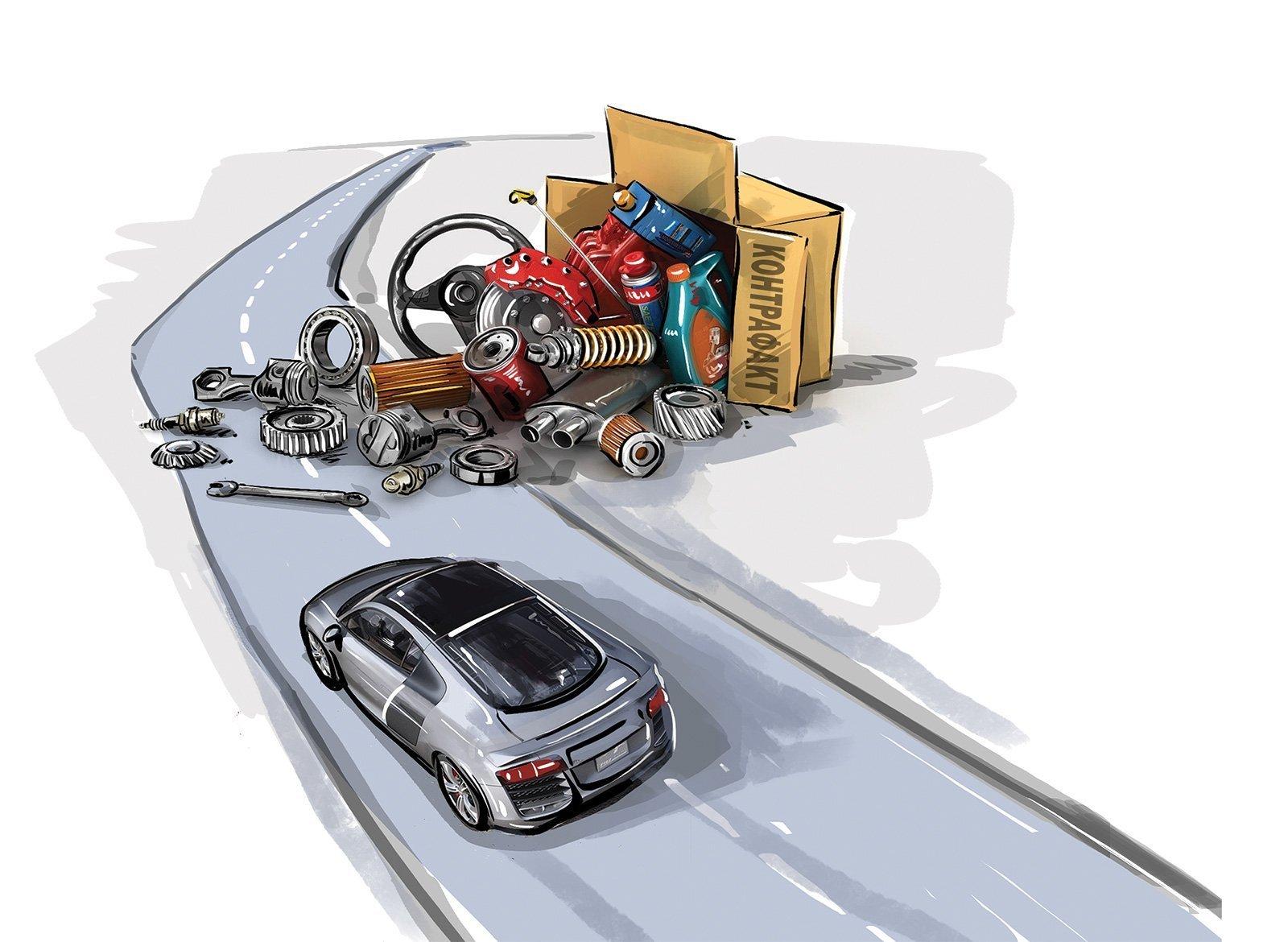 Осторожно, контрафакт! Чем опасны поддельные автозапчасти и кто с ними должен бороться