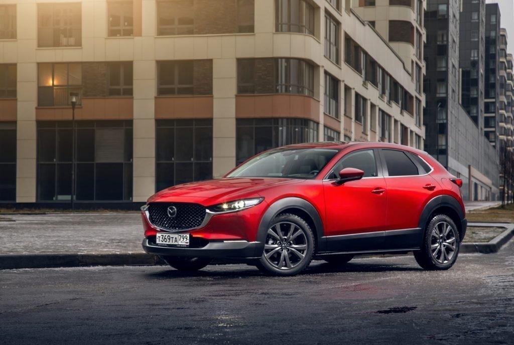 Mazda CX-30: раскрыты все цены и комплектации для России