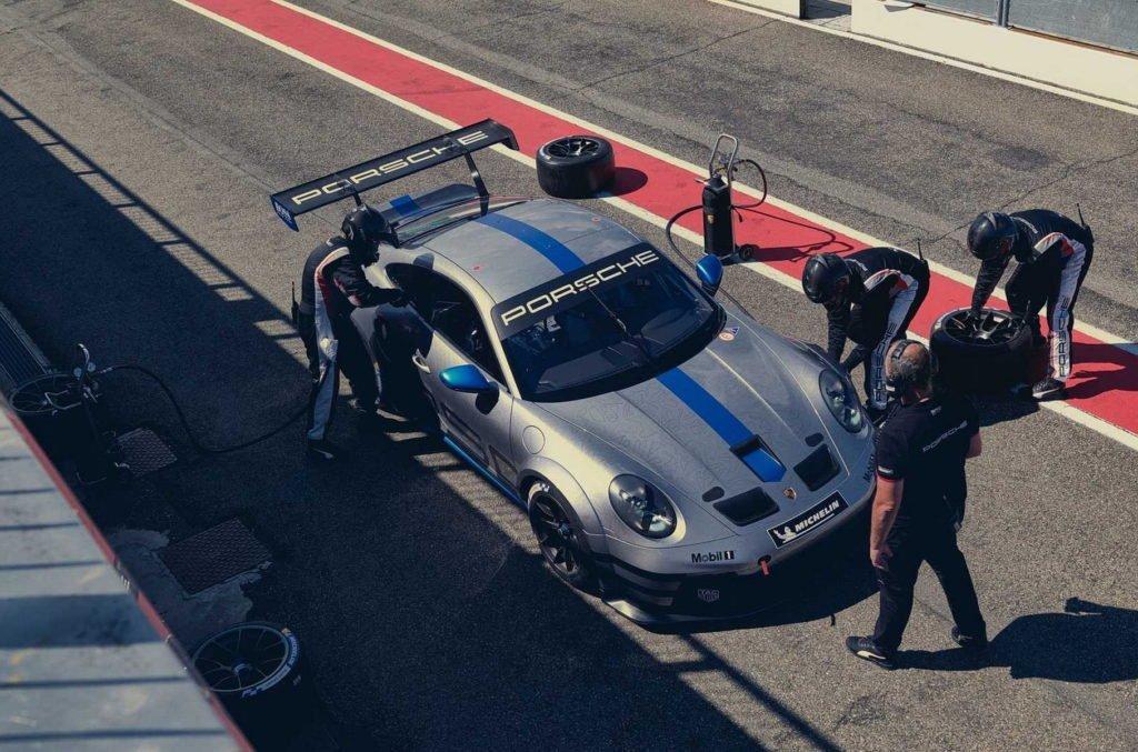 Porsche представил самую «злую» версию 911 GT3 Cup