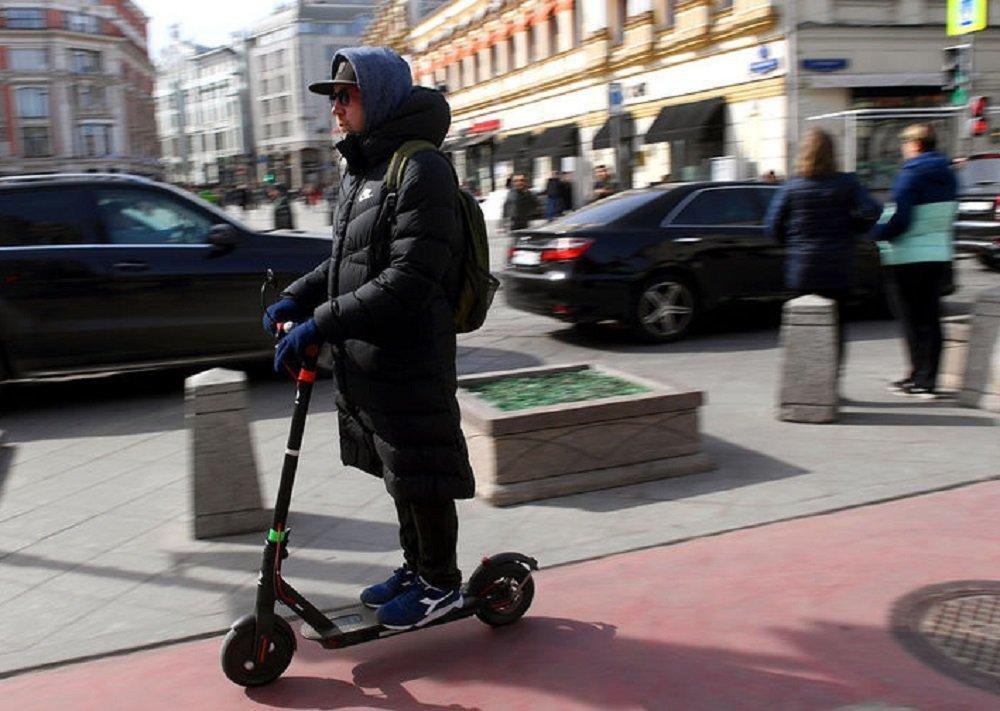 Электросамокатам запретят разгоняться быстрее 20 км/ч