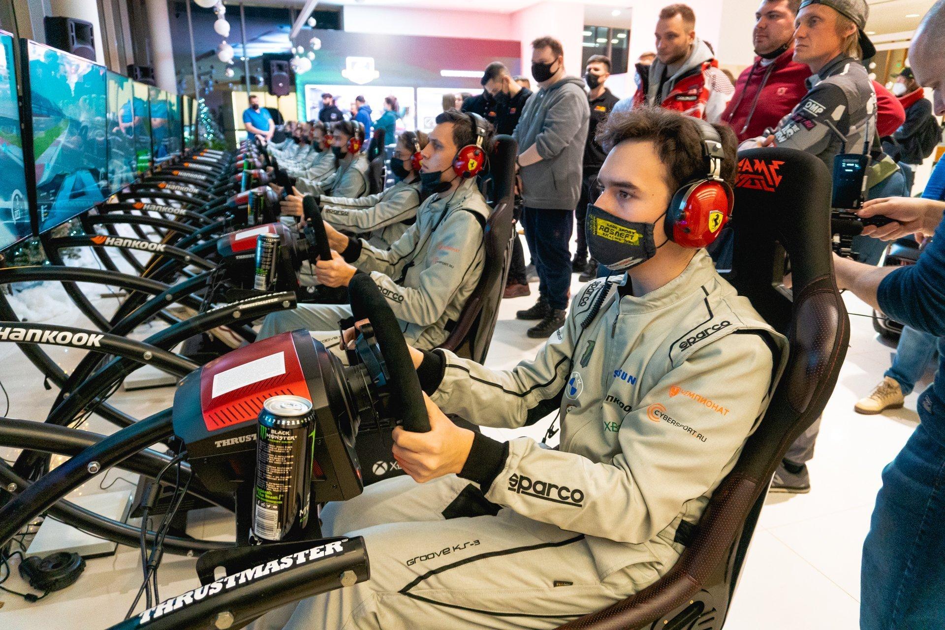 В финале Чемпионата Forza Motorsport 2020 победу одержал Кирилл Антонов