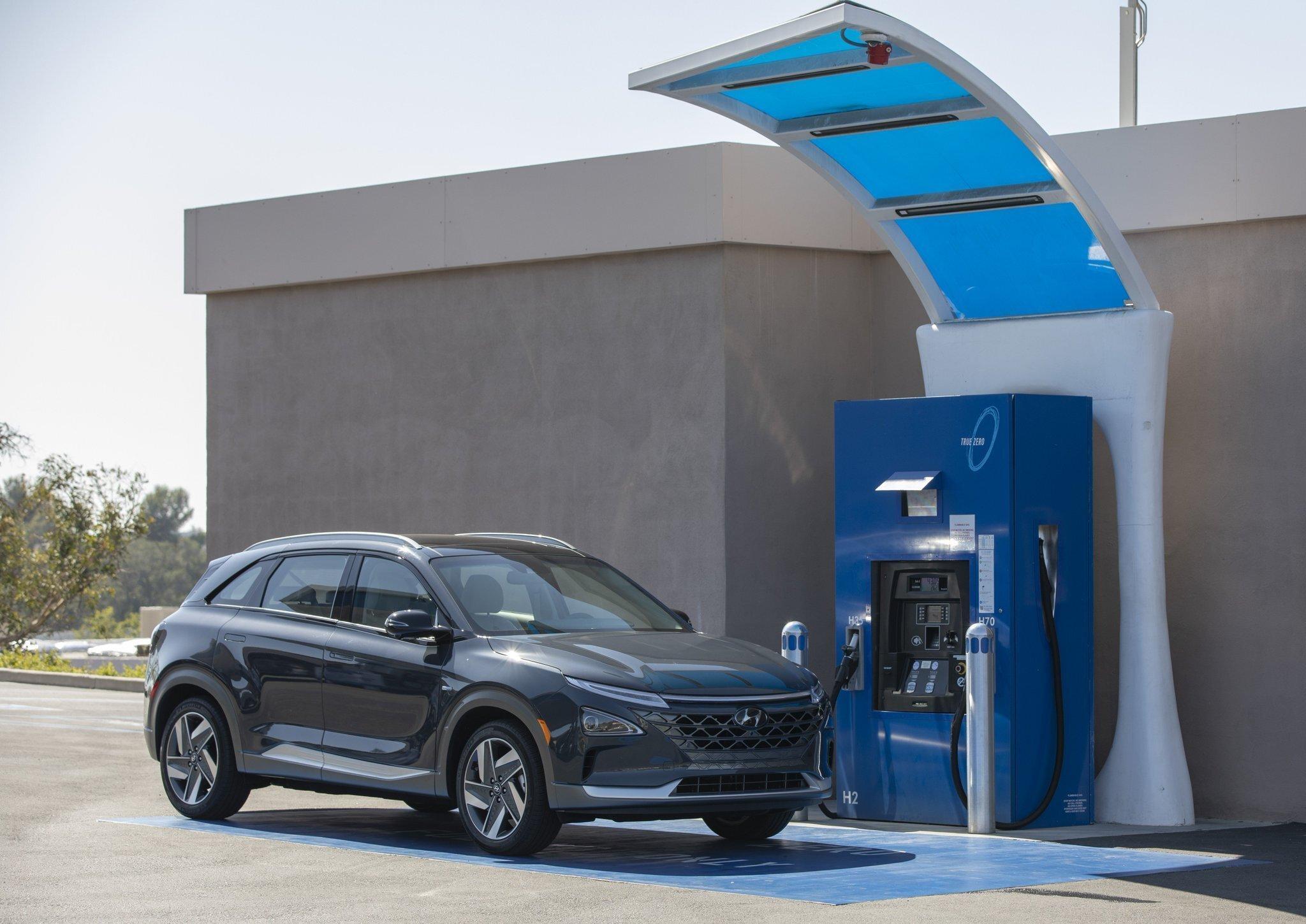 Hyundai создал новый бренд для выпуска водородных автомобилей