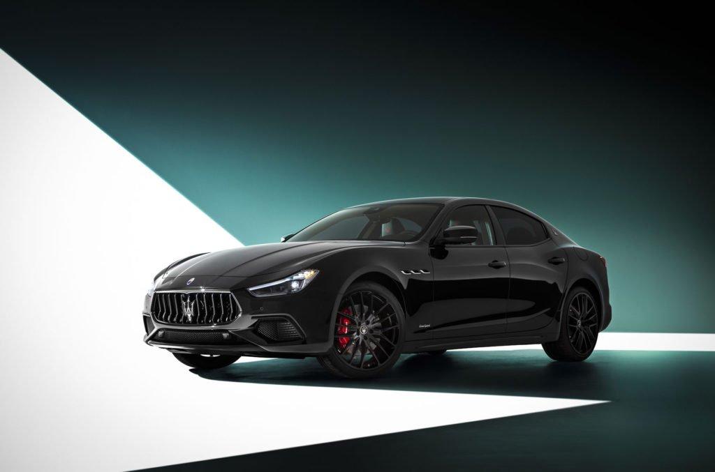 Maserati обновил сразу три своих модели